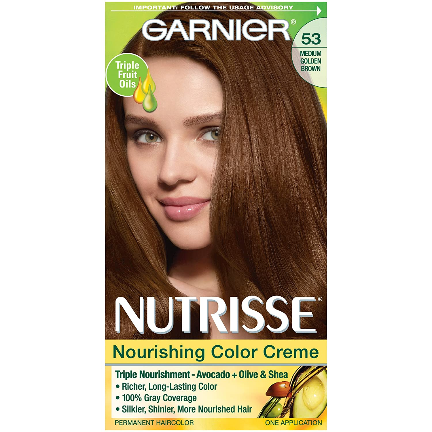 Medium Golden Brown Hair Dye Garnier 2015darrikk
