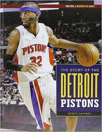 Detroit Pistons (NBA: A History of Hoops)
