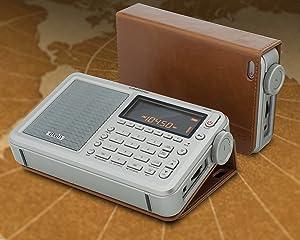 Eton Executive Traveler AM / FM / LW / Shortwave Radio with ATS, NGWTIIIEXEC