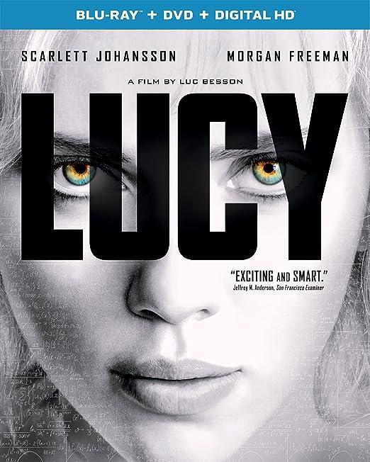 Lucy (Blu-ray)