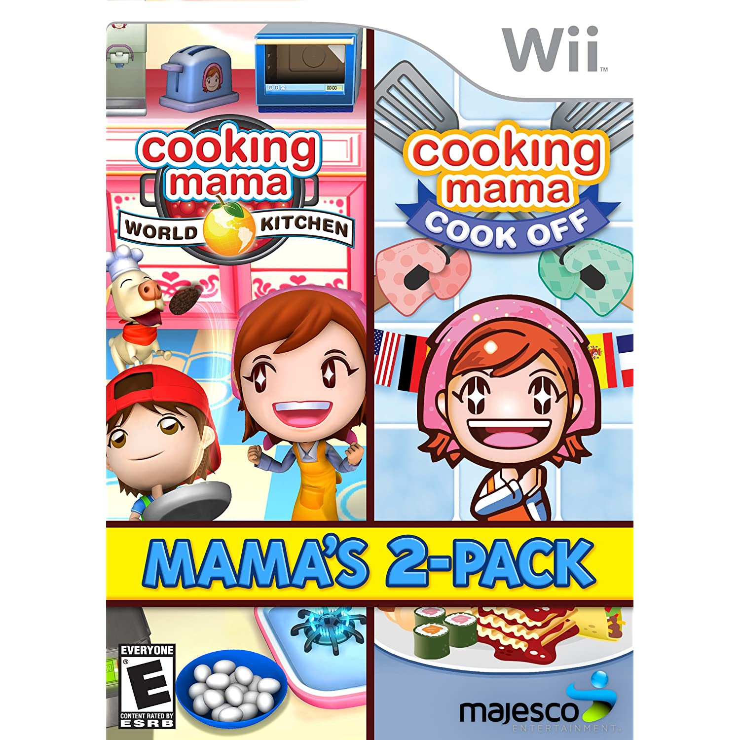 Cooking Mama Cooking Mechanics Guide for DS by Ryo 0hki ...