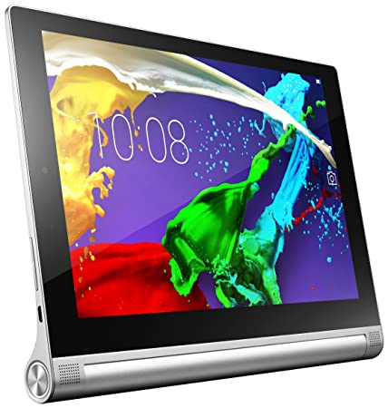 "Lenovo Yoga Tablet 2-1050 Tablette tactile 10"" Full HD Gris (32 Go, Android)"
