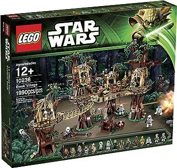 Lego Star Wars 10236 Village Set