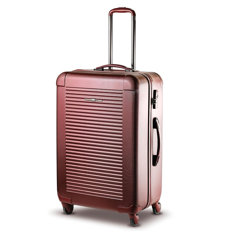 Ciak Roncato 101 PC LIGHT, 77 cm, Trolley, rot, 4 Rollen – (42.13.01-33) jetzt bestellen