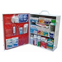 Industrial Side-Opening First Aid Cabinet