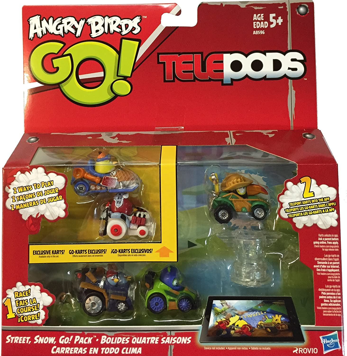 Angry Birds Go Toys : Angry birds go toys bing images