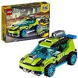 LEGO Creator 3in1 Rocket Rally Car 31074 Building Kit (241 Piece)