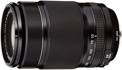 Fujifilm Objectif Zoom 55 - 200mm f/3,5 -4,8 LM OIS - Noir