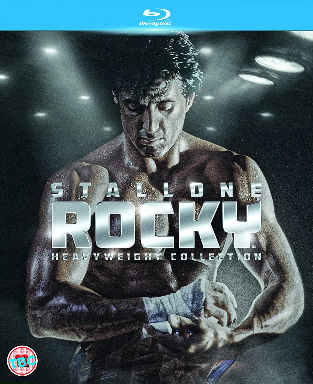 Rocky Blu Ray Collection