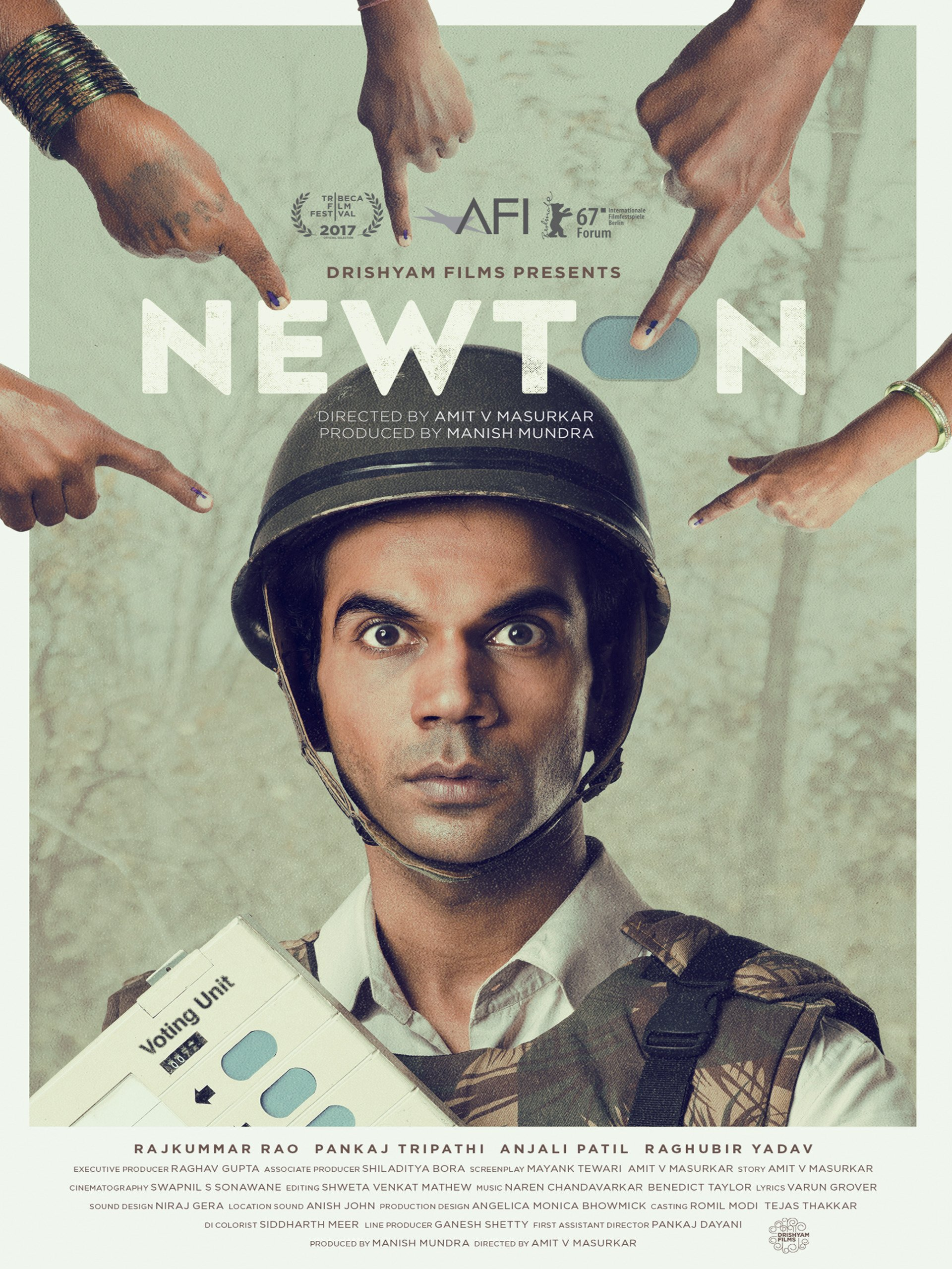 Newton on Amazon Prime Video UK