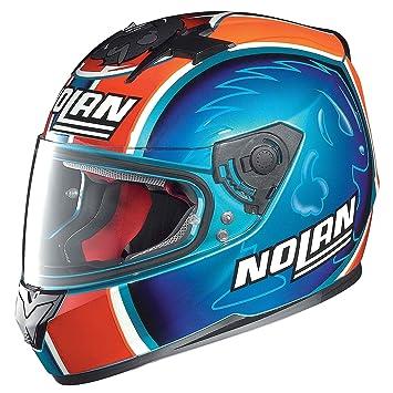 Nolan casque intégral n64 melandri