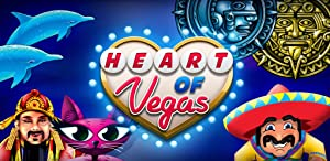 Heart of Vegas - Free Slots Casino from Product Madness