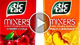 Tic Tac's Newest Product, Tic Tac Mixers Change Flavors...