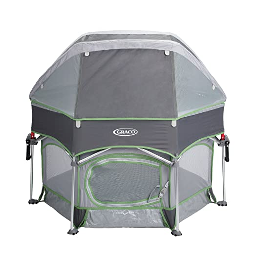 Best Pack and Play Reviews - Graco Pack 'n Play Sport, Parkside