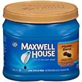 Maxwell House Master Blend Ground Coffee (26.8oz Canister) (Color: Blue, Tamaño: 26.8 Ounce)
