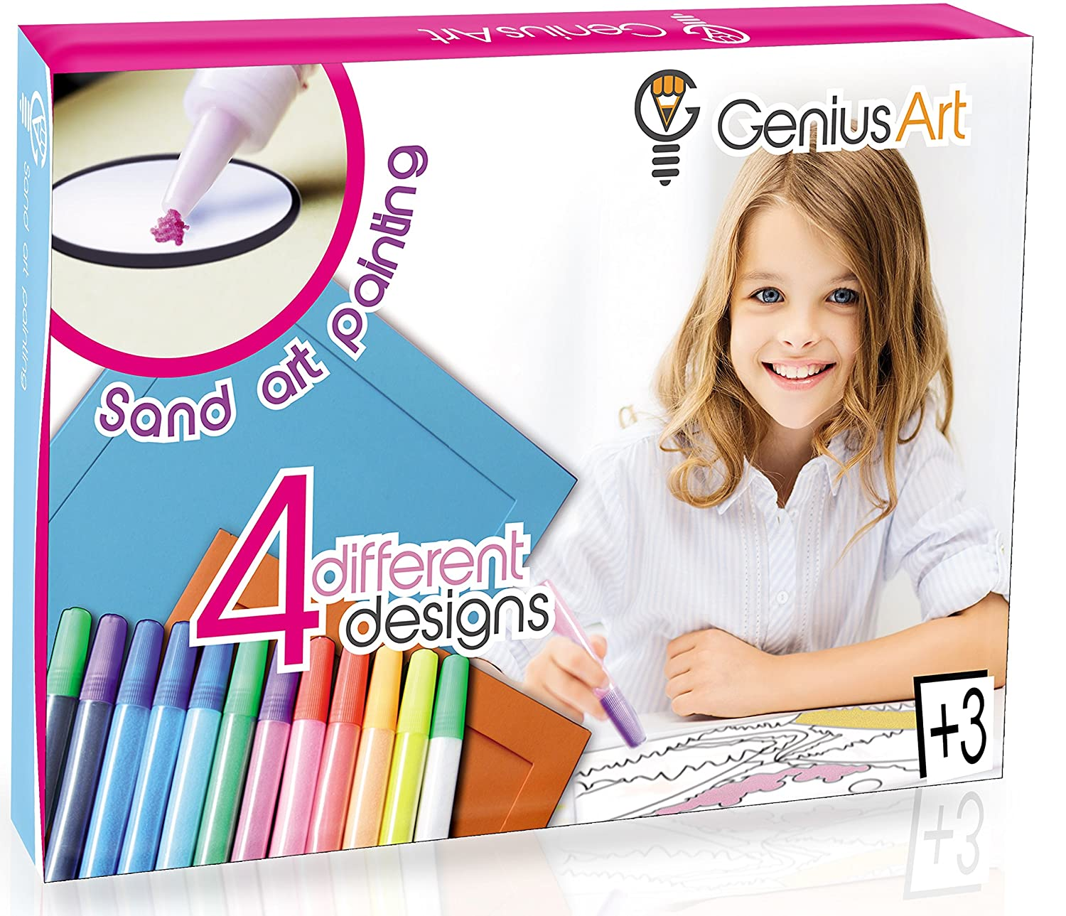 Top 10 best craft kits for 5 year old girls 2018 2019 for Crafts for 5 year old boy