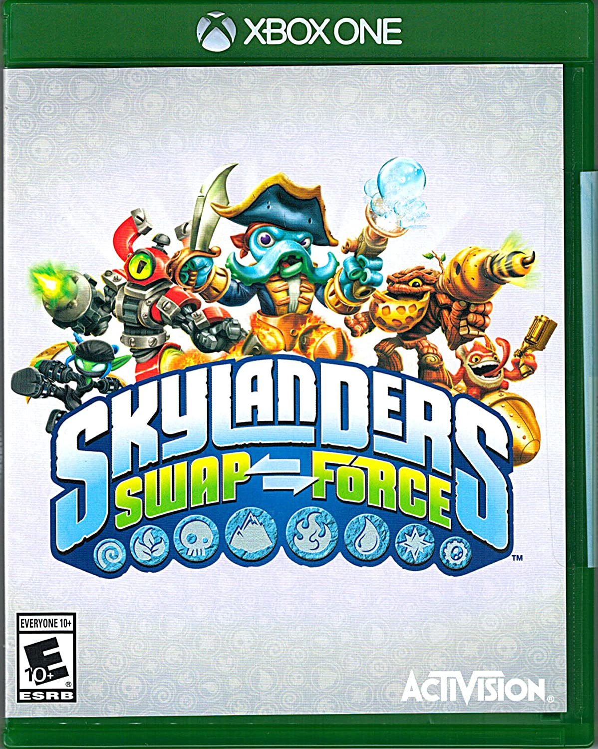 все цены на Xbox One Skylanders SWAP Force (GAME ONLY) онлайн