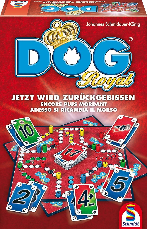Schmidt Spiele 49267 – Dog Royal günstig als Geschenk kaufen
