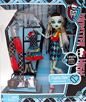 Fashion Games Frankie Monster High Exclusive Frankie