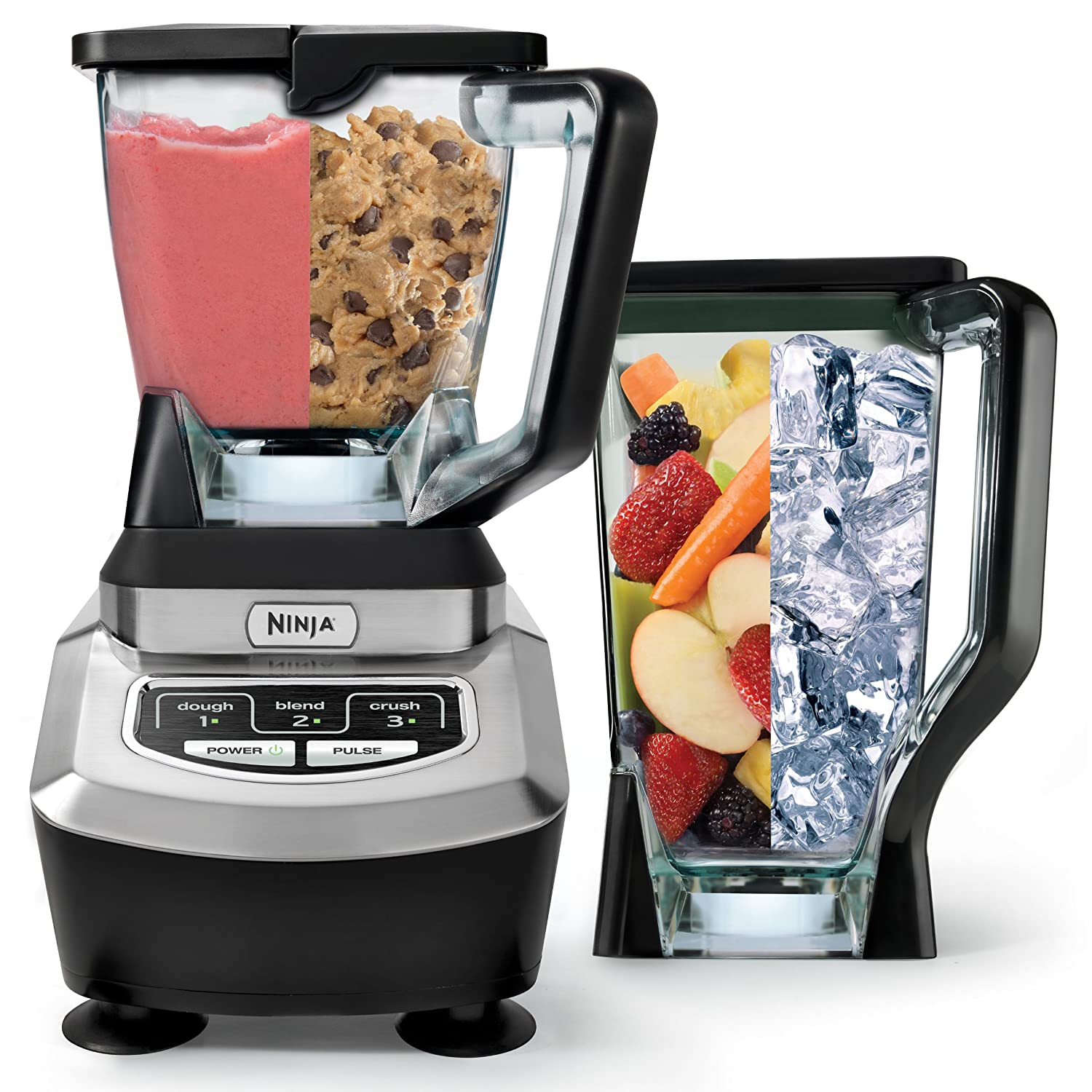 Ninja Kitchen System 1200: Ninja Blender Giveaway, Baby