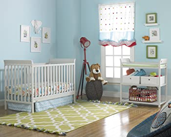 6 Pc. Fisher-Price Nursery Furniture Bundle