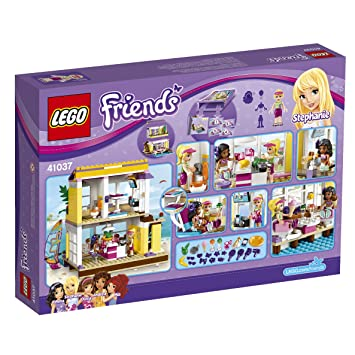LEGO Friends Minifigure 41037 Stephanie
