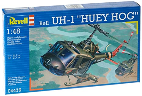 Revell - Maquette - Bell Uh-1