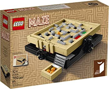 LEGO Ideas Maze Building Kit