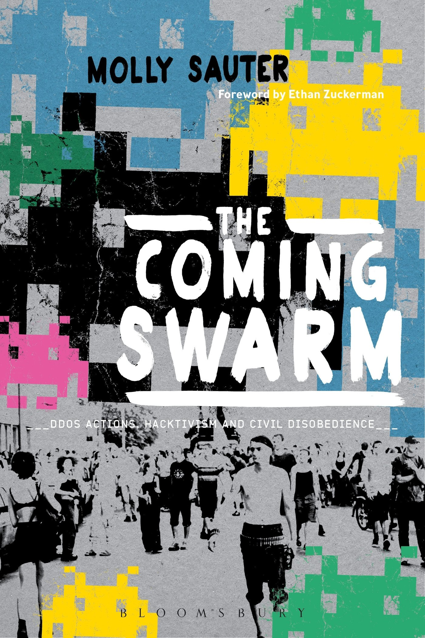 The Coming Swarm book cover
