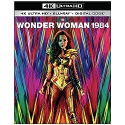Wonder Woman 1984 [4K Ultra HD + Blu-ray]