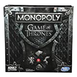 Monopoly Game of Thrones Board Game (Color: Brown/a)