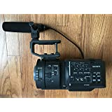 Sony NEX-FS700 R 4K Sensor High Speed NXCAM Super35 Camcorder Body, 8.3MP HD, 3.5