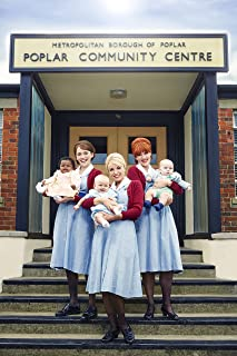 Book Cover: Call the Midwife: Season Six