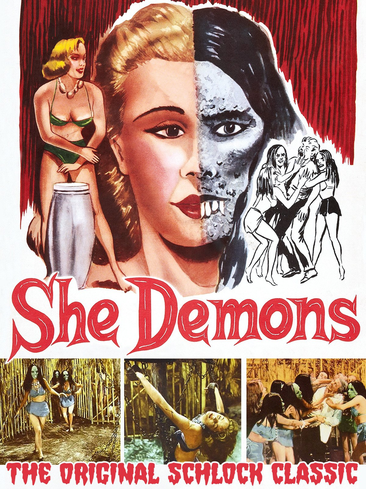 She Demons on Amazon Prime Instant Video UK