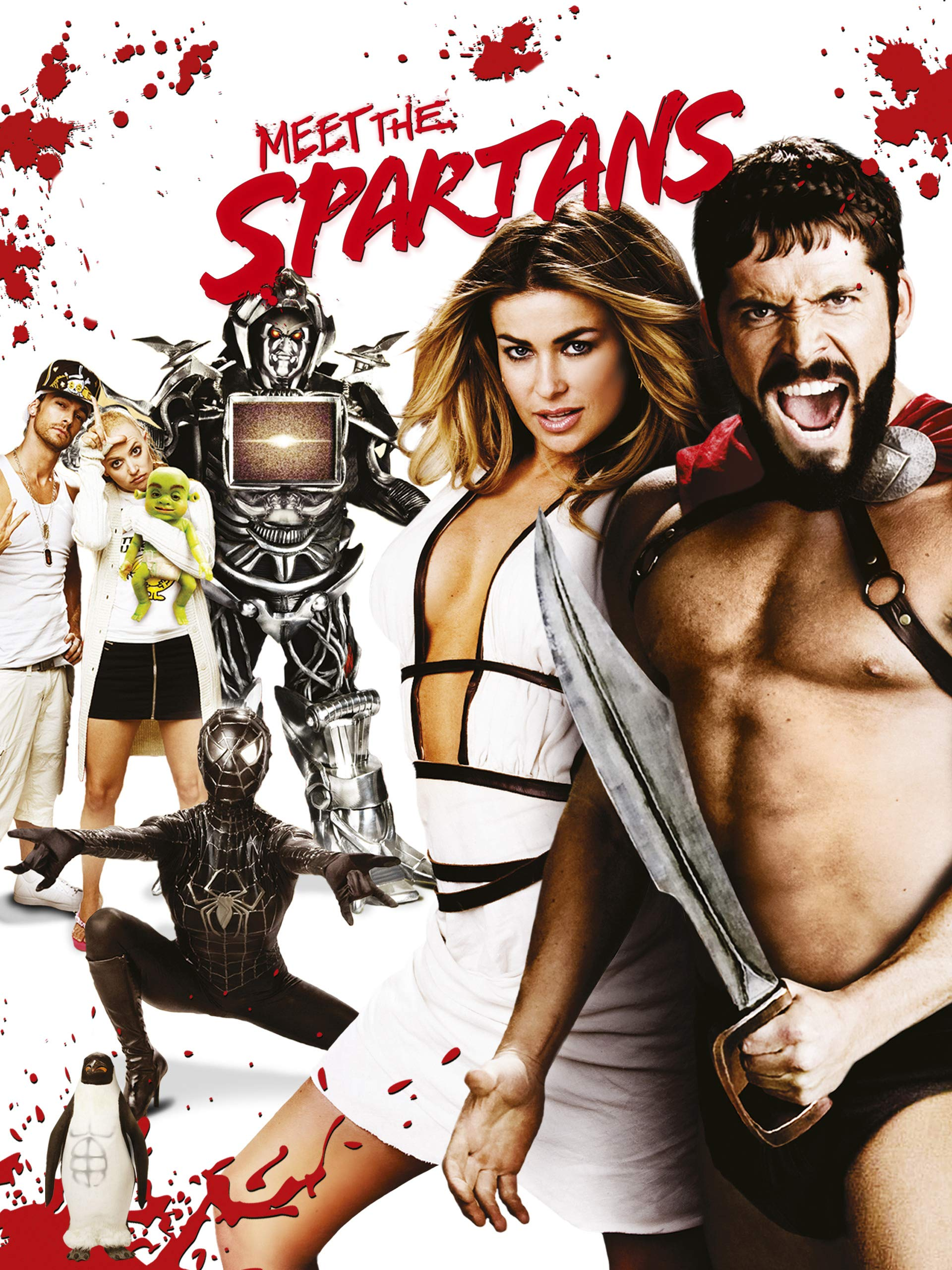 Meet The Spartans on Amazon Prime Video UK