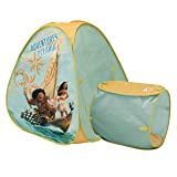 Playhut Disney Moana Hide About Play Tent Playtent (Color: blue)