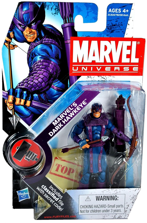 Hasbro – Figurine Marvel Universe Serie 2 – Dark Hawkeye 10cm – 0653569510543 jetzt kaufen