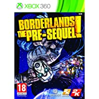 Borderlands The Pre-Sequel! on Xbox 360