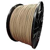 MG Chemicals Wood 3D Printer Filament, 1.75mm, 0.5 Kg (1.1 lbs.) - Wood (Color: Wood, Tamaño: 1.1 Pound)