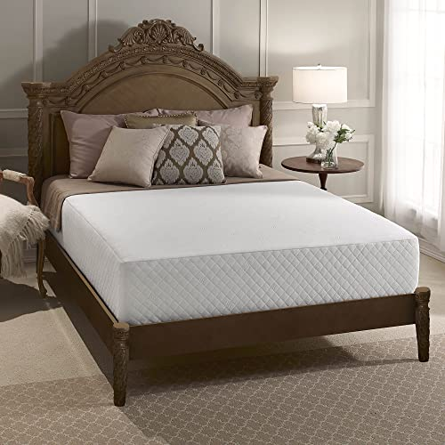 Serta 12-Inch Gel-Memory Foam Mattress With 20-Year Warranty