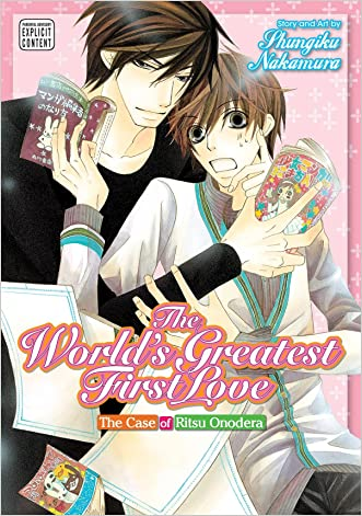 The World's Greatest First Love, Vol. 1 written by Shungiku Nakamura