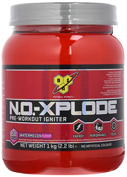 BSN No Xplode 3.0 - Watermelon, 1er Pack (1 x 1 kg)