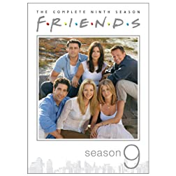 Friends: Season 9 (25th Anniversary - DVD)