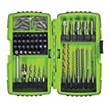 Electricians Drill Driver Kit, 68 Pc