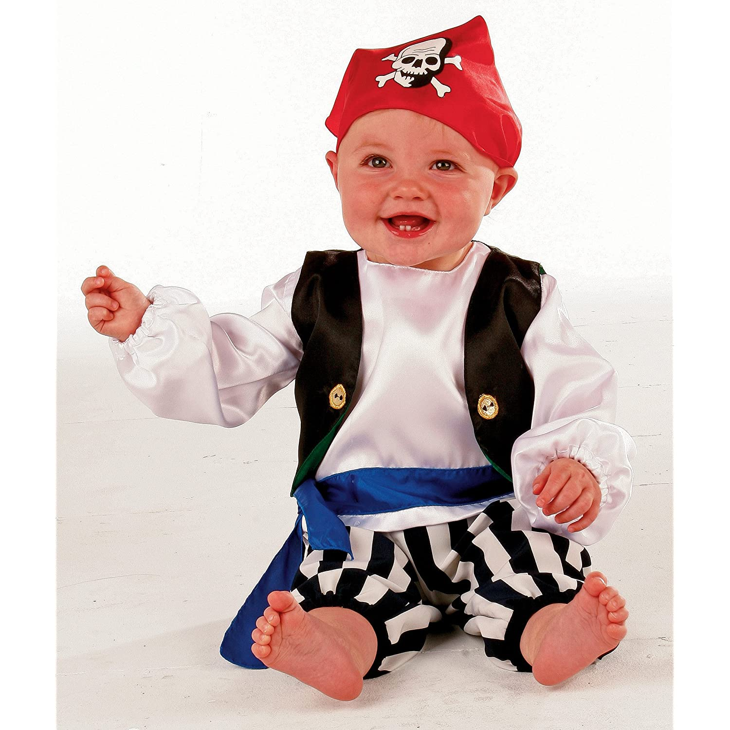 Lucy Locket Pirate Baby Costume