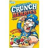Cap'n Crunch Crunch Berries Breakfast Cereal, 18.7oz Box