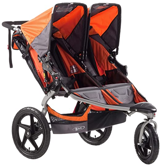 best-lightweight-double-umbrella-strollers-BOB-Revolution-Duallie