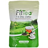 FitTea 14 Day Detox Program (Tamaño: 14 servings)