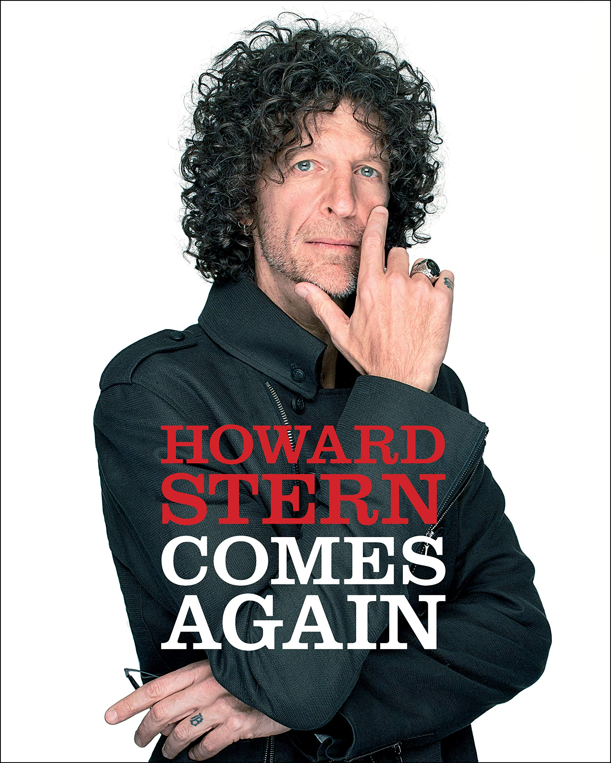 Buy Howard Stern Comes Now!