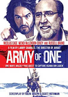 Book Cover: Army Of One